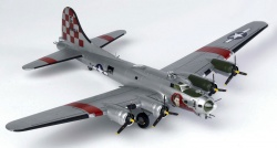"Американский бомбардировщик Boeing B-17 ""Flying Fortress"""
